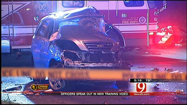 OKC Officers Speak Out About Dangers Of Distracted Driving, DUI