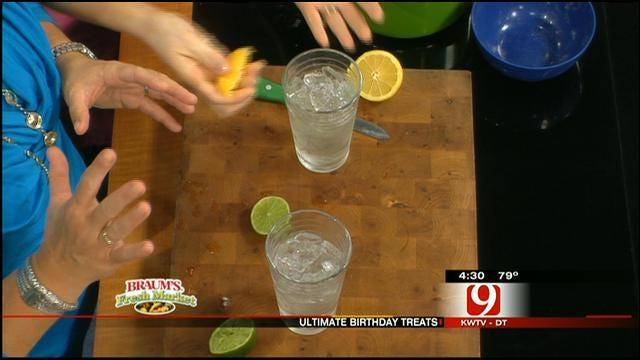 Simple Lemonade Or Limeade