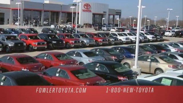 Fowler Toyota: Springtime