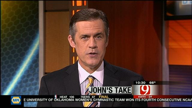 """John's Take: """"Be Us"""""""