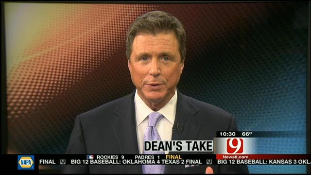 Dean's Take: Time To Mess With Texas
