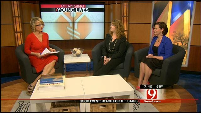 Oklahoma Non-Profit Teaches Young People In Need To 'Reach For The Stars'