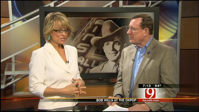 Oklahoma History Center Honoring Bob Wills