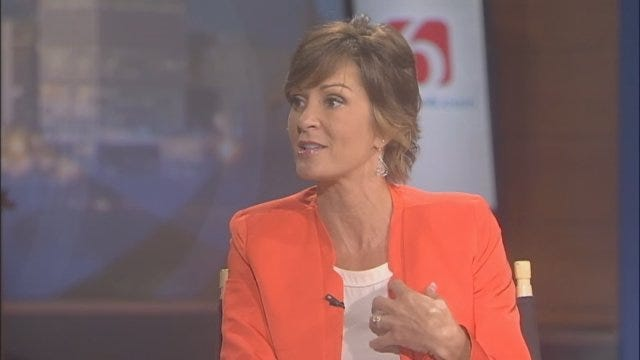 News On 6 Lori Fullbright Interview Part 4