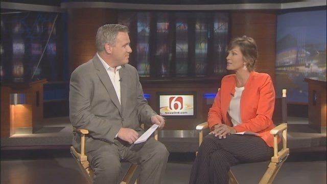 News On 6 Lori Fullbright Interview Part 2