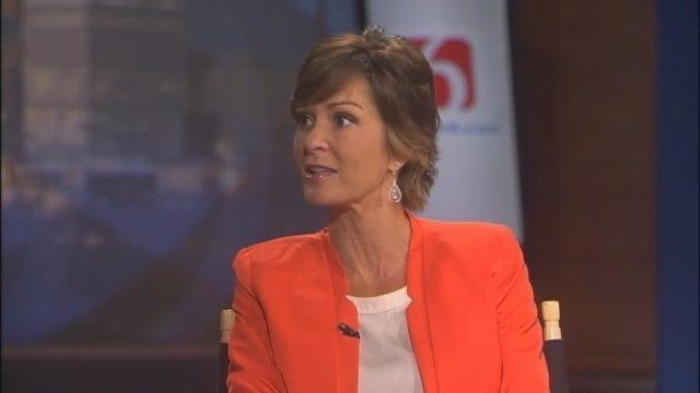 News On 6 Lori Fullbright Interview Part 1