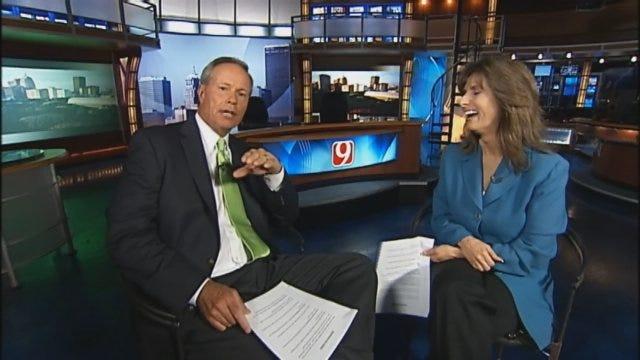 News 9's Robin Marsh Interview Part 4