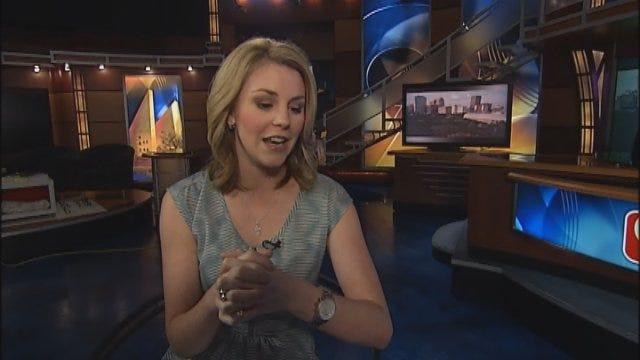 News 9's Lauren Nelson Interview Part 3