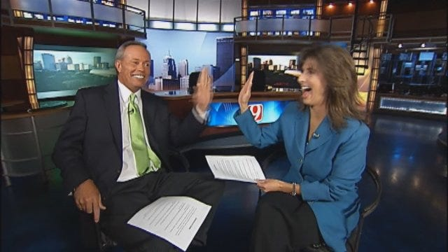 News 9's Stan Miller Interview Part 3