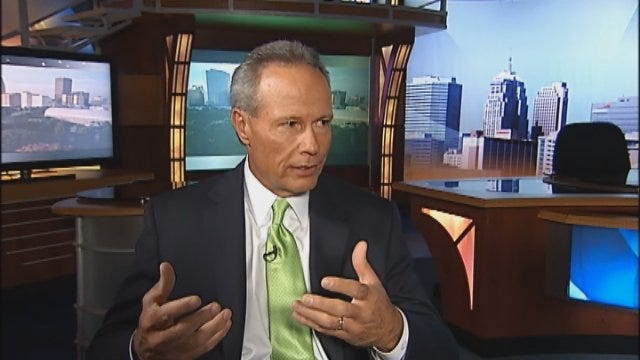 News 9's Stan Miller Interview Part 2