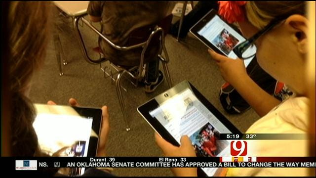 Wetumka Middle School Students Study All Things Medieval