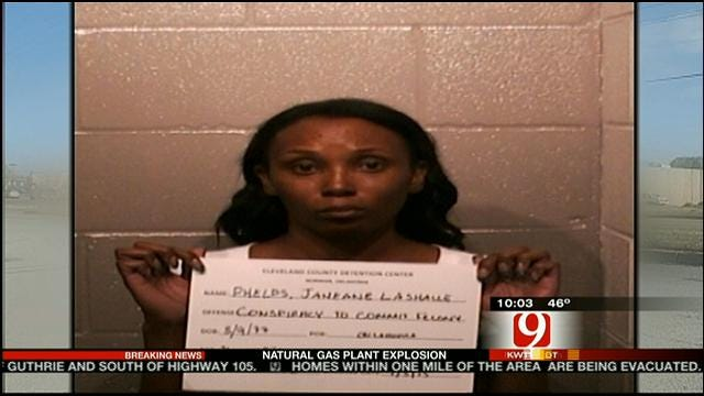 Woman Arrested After Shooting Driver In The Face With BB Gun