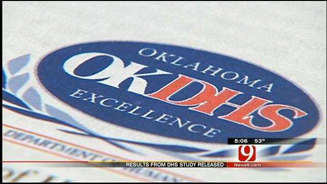 Panel Offers Recommendations Following OK DHS Investigation