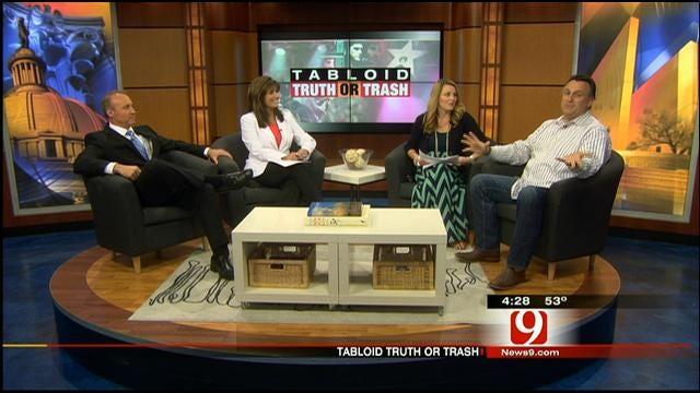 Tabloid Truth Or Trash For Thursday, April 4, 2013