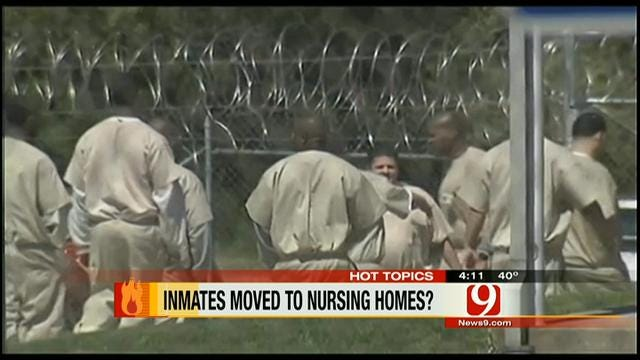 Hot Topics: Inmates Moved To Nursing Homes?