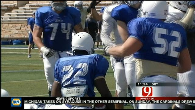 Tulsa Spring Football Recap