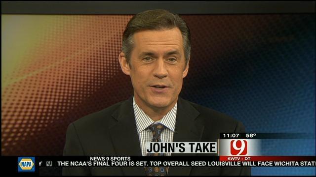 John's Take: Bracket Busted