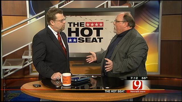 Hot Seat: Scott Carter