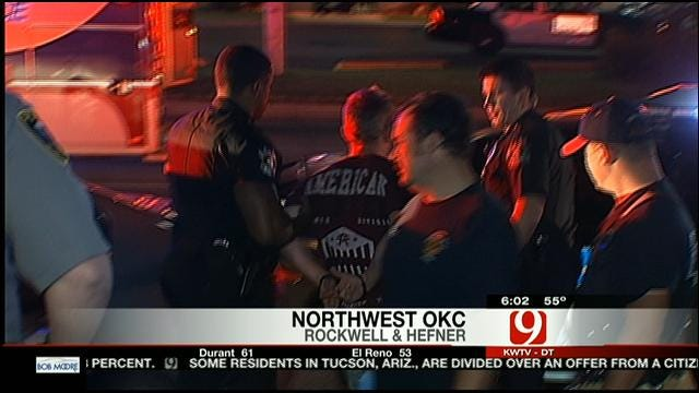 OKC Police Arrest Drunken Driving Suspect Following Wild Chase