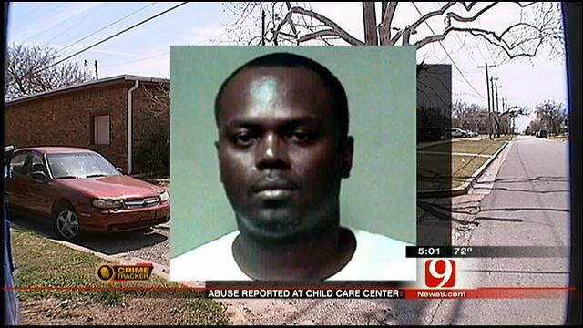 OKC Child Care Worker Accused Of Abuse