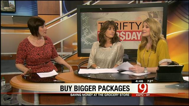 Thrifty Thursday: Ways To Save At Grocery Stores