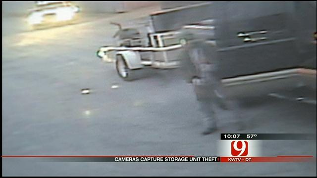 Thieves Take Everything From OKC Family's Storage Unit