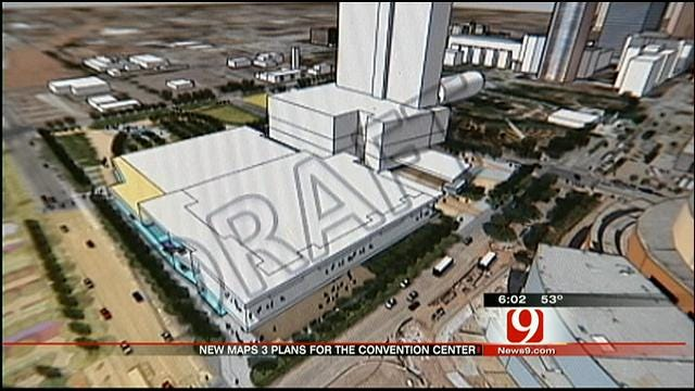 Architects Release Conceptual Renderings Of MAPS 3 Convention Center