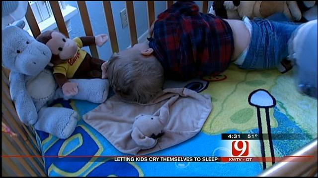 Medical Minute: Get Kids To Sleep