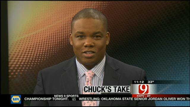 Chuck's Take On Florida Gulf Coast