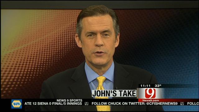 John's Take On Tulsa's New Athletic Director
