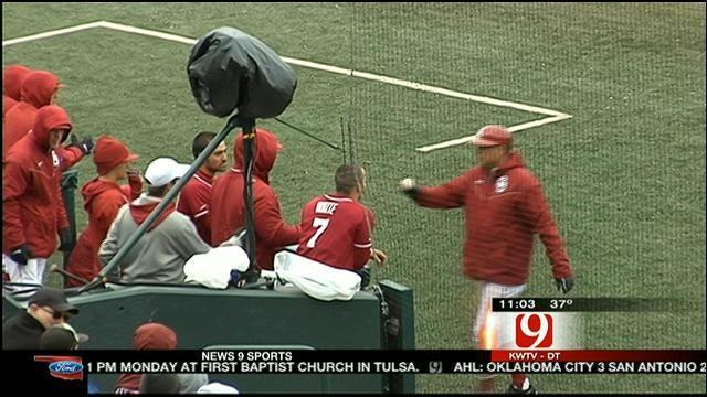 Highlights From OU And OSU Baseball
