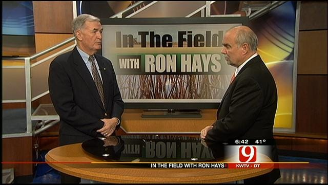 In The Field: Expanding Canola Industry In Oklahoma