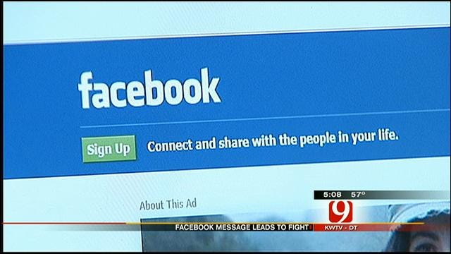 Man Attacks Roommate With Tree Limb Over Facebook Post