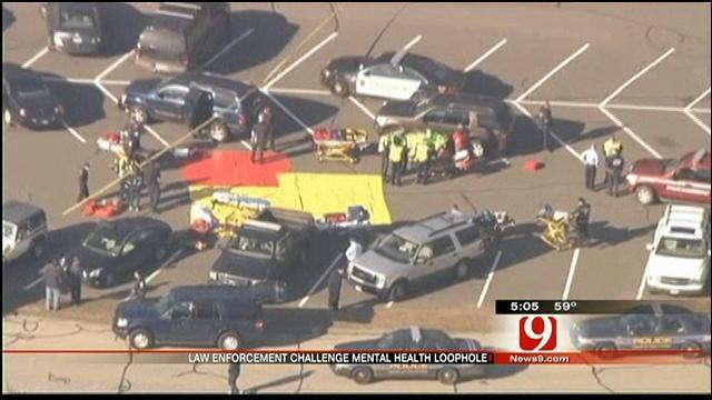 OK Police Chiefs Support Mental Health Background Checks On Gun Sales
