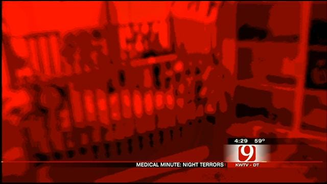 Medical Minute: Night Terrors