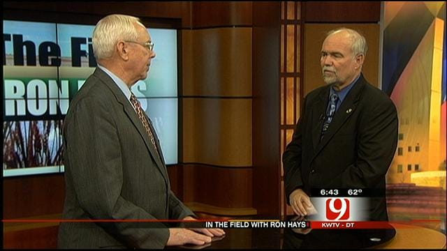 In The Field: President of Oklahoma Farmers Union