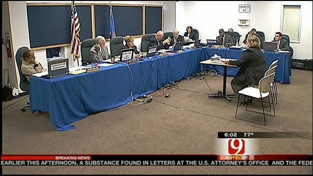 Members Of OK Pardon And Parole Board Turn Themselves In