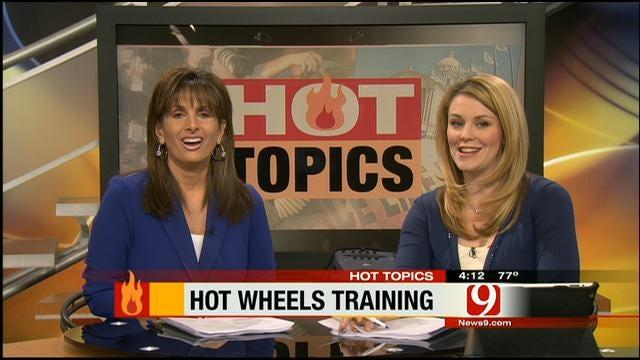 Hot Topics: Hot Wheels Training