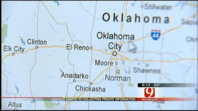 Oklahomans To Receive Money From Google Maps Lawsuit