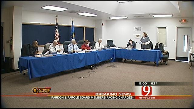 Oklahoma County DA Charges Members Of Oklahoma Parole Board