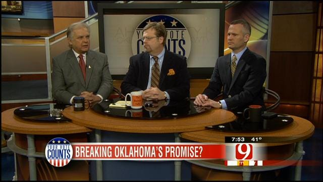Your Vote Counts: The Young Lions, Breaking Oklahoma's Promise