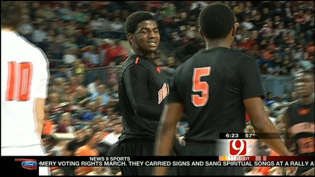 High School Basketball State Tournament Finals