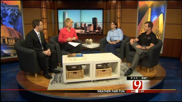 National Weather Summit Hosts Weather Fair