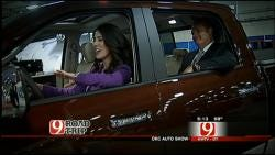 Kelly, Amanda Find Their Favorite Cars At OKC Auto Show