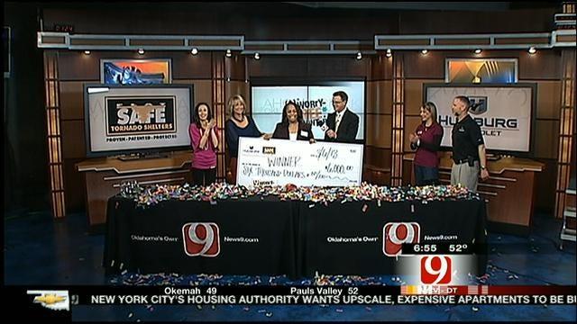 Worry-Free Winter Winner Takes Home $6,000