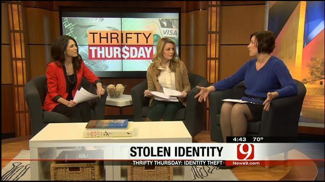 Thrifty Thursday: Identity Theft