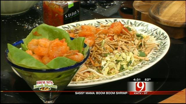 Boom Boom Shrimp