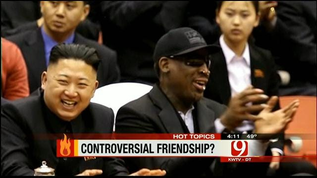 Hot Topics: Controversial Friendship?