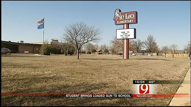 Boy, 12, Faces Felony Charges After Bringing Loaded Gun To Moore School