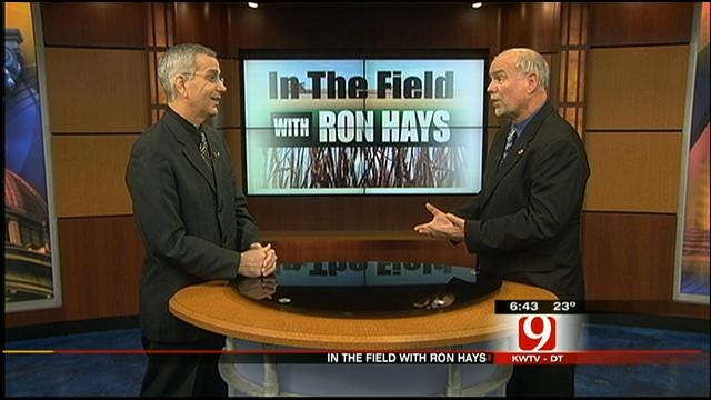 In The Field: Secretary Of Agriculture, Jim Reese